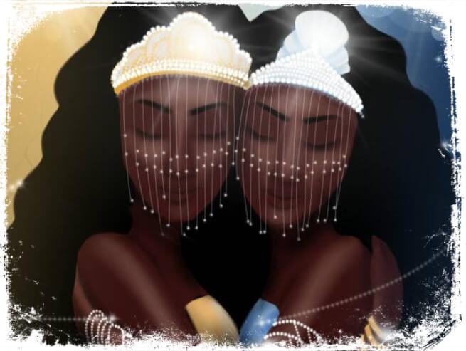 O que significa Sonhar com Iemanjá e Oxum