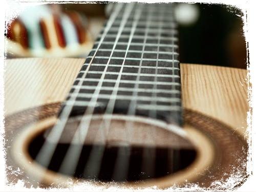 Qual o significado de sonhar com corda de violão