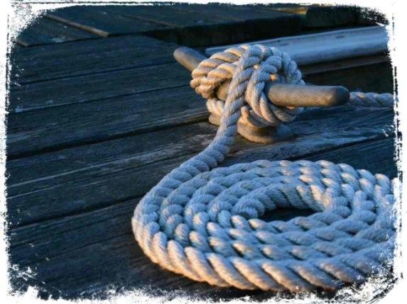 O que significa corda enrolada em sonho
