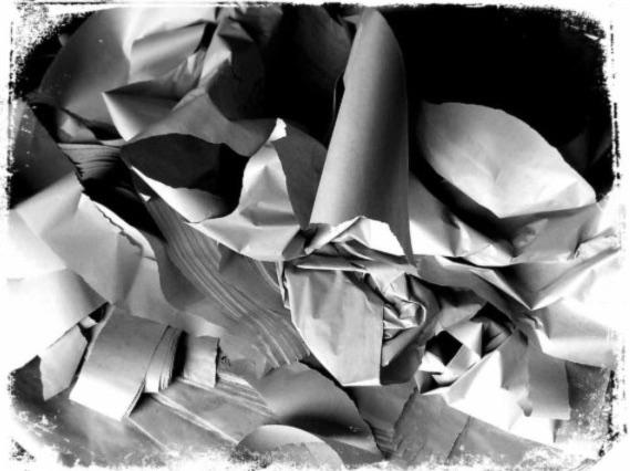 Qual o significado de sonhar com documentos rasgados