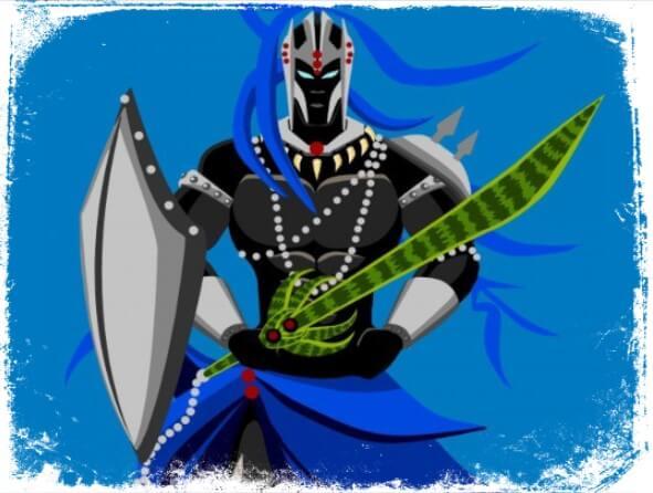 Sonhar com espada de São Jorge ou Ogum (planta)