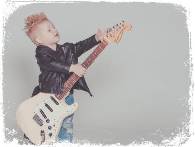 sonhar com violão elétrico