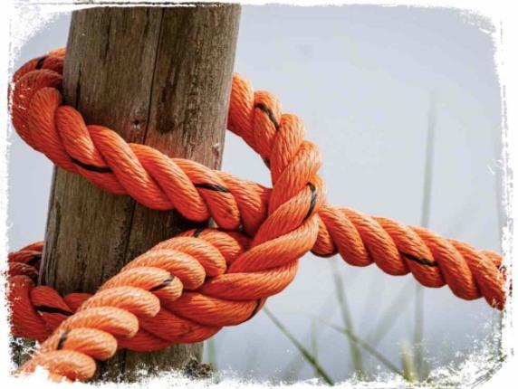 Qual o significado de sonhar com nó em corda