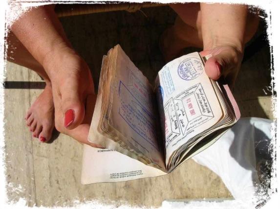 O que significa sonhar com passaporte