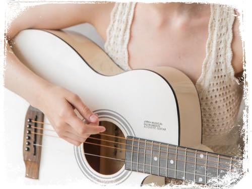 Significado de sonhar com violão branco
