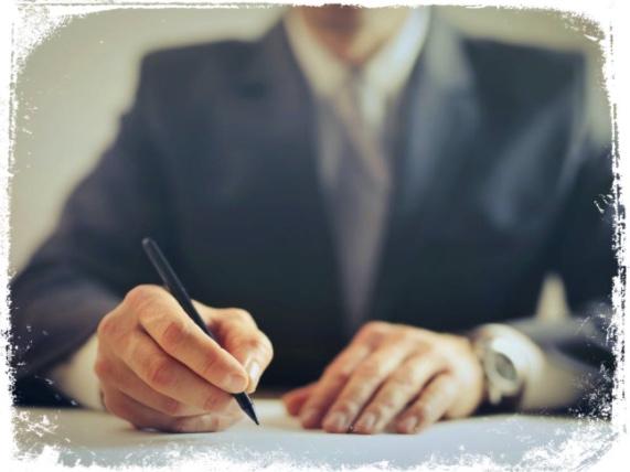 O que significa preencher documentos em sonho