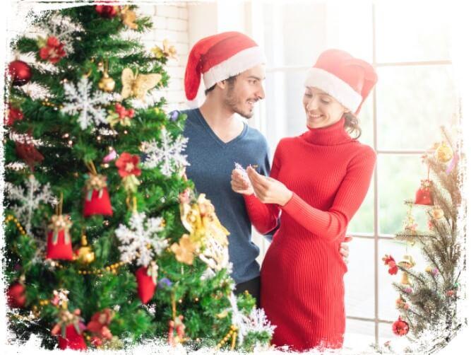 Significados de Sonhar com árvore de Natal