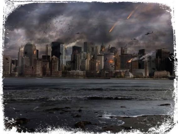 O que significar apocalipse em sonho