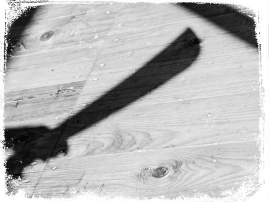 Sonhar com facão significado