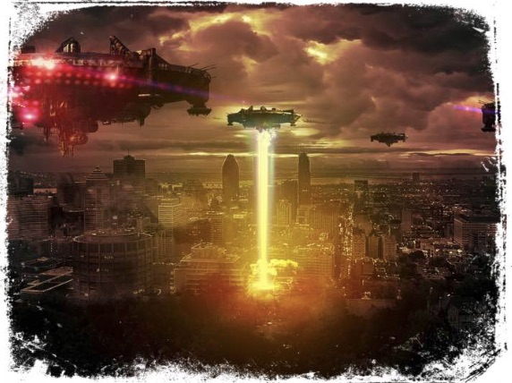 Significado de apocalipse de alienígena em sonho