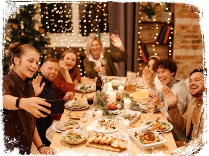 O que Significa Sonhar com Natal em família