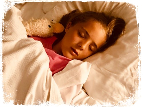 O que significa sonhar com menina dormindo