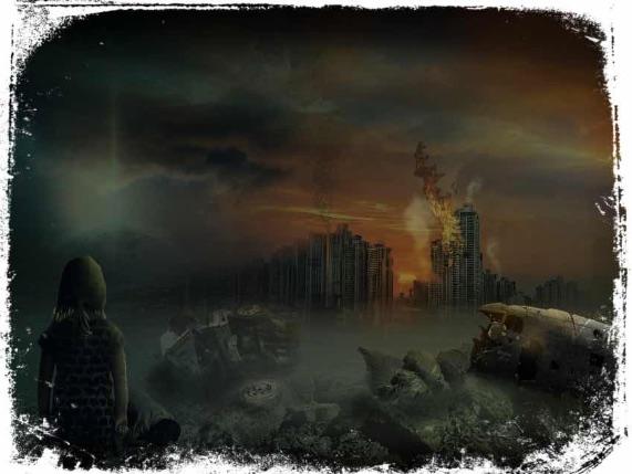 Qual o significado de sonhar com mundo apocalíptico