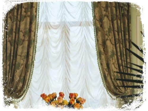 Qual o significado de ver cortina em sonho