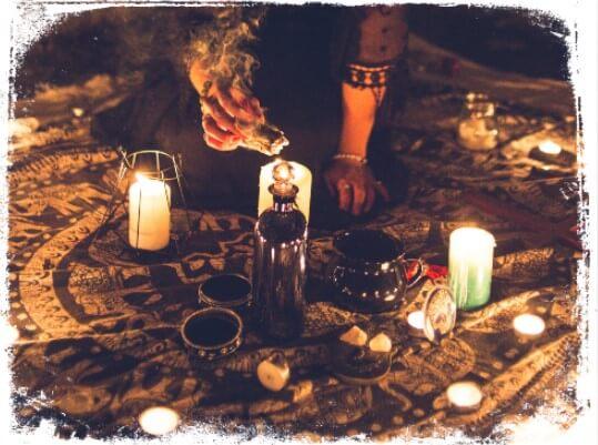 sonhar fazendo um feitiço