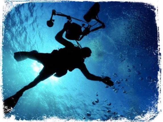 O que significa sonhar mergulhando