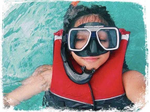 O que significa sonhar que mergulha no mar