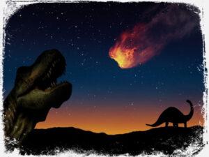 Sonhar com meteoro e fim do mundo