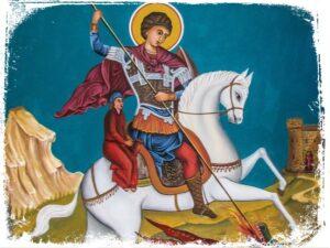 Significado de sonhar com São Jorge