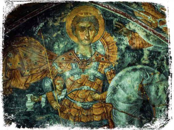 Qual o significado de sonhar com São Jorge na igreja