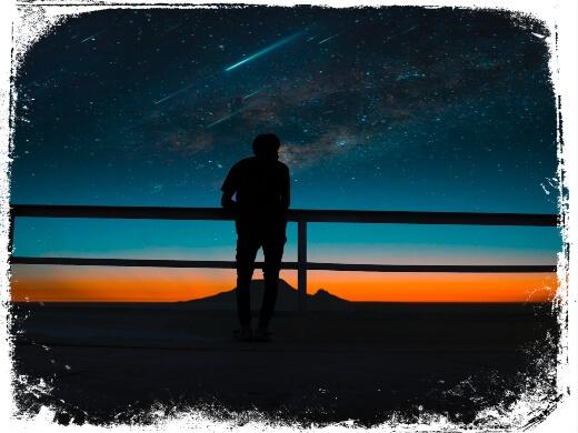 Sonhar que vê um meteoro