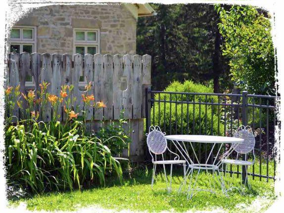 O que significa ver um quintal em sonho